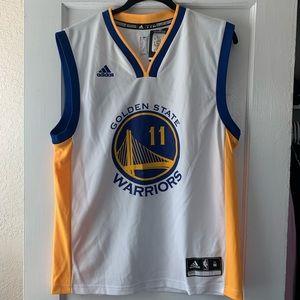 Warriors Klay Thompson Jersey